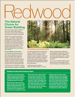 Redwood the natural choice for green living