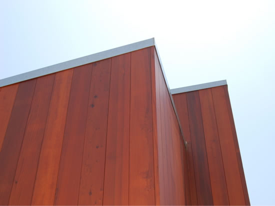 Redwood Siding Photo Gallery