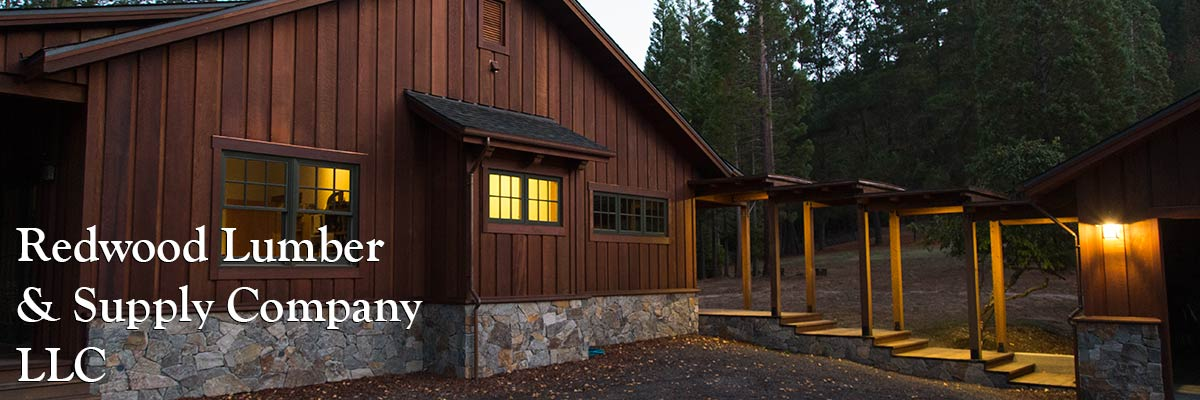 Redwood lumber supply customer testimonials for Redwood siding cost